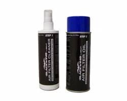 SLP Performance - SLP Performance 25017 Blackwing Air Filter Cleaner/Oil Kit, Blue - Image 1