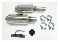 SLP Performance - SLP Performance 31086 LoudMouth-PowerFlo Muffler Conversion Kit - Image 1