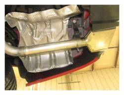 """SLP Performance - SLP Performance 31191 LoudMouth Stainless 2.5"""" Axle-Back Exhaust System - Image 2"""