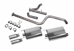 """SLP Performance - SLP Performance 31040AM PowerFlo Stainless 2.5"""" Cat-Back Exhaust System - Image 1"""
