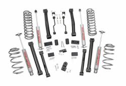 """Rough Country Suspension Systems - Rough Country 900.20 4.0"""" Series II Suspension Lift Kit - Image 2"""