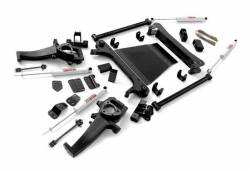 """Rough Country Suspension Systems - Rough Country 380.20 4.0"""" X-Series Suspension Lift Kit - Image 1"""