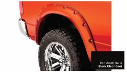 Bushwacker - Bushwacker 50915-35 Pocket Style Front/Rear Fender Flares-Black Clearcoat - Image 5
