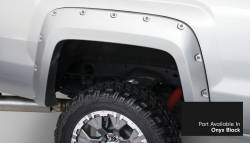 Bushwacker - Bushwacker 40967-34 Pocket Style Front/Rear Fender Flares-Onyx Black - Image 5