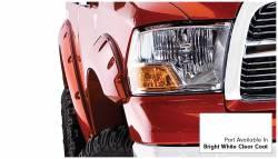 Bushwacker - Bushwacker 50915-15 Pocket Style Front/Rear Fender Flares-Bright White Clearcoat - Image 6
