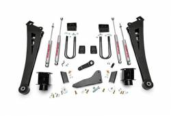 """Rough Country Suspension Systems - Rough Country 369.20 5.0"""" Suspension Lift Kit - Image 1"""