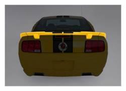 Roush Performance - Roush Performance 401275 Rear Trunk Spoiler-Unpainted - Image 1