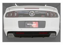 Roush Performance - Roush Performance 421406 Rear Bumper Valance for Square Tip Roush Exhaust Kits - Image 2
