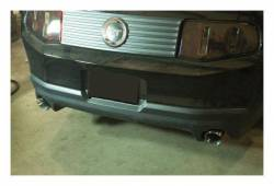 """SLP Performance - SLP Performance M31023 LoudMouth Stainless 3.0"""" Axle-Back Exhaust System - Image 2"""