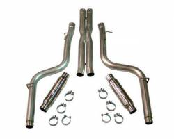 """SLP Performance - SLP Performance D31026 LoudMouth Stainless 3.0"""" Cat-Back Exhaust System - Image 1"""