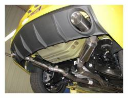 """SLP Performance - SLP Performance 31212 LoudMouth II Stainless 3.0"""" Axle-Back Exhaust System - Image 2"""