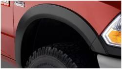 Bushwacker - Bushwacker 50043-02 OE-Style Front Fender Flares-Black - Image 1